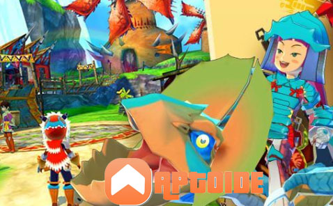 monster hunter stories english patch